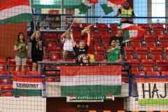 U19 - 4 nemzet tornája - Érd - szurkolas - HUN-SLO