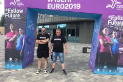 U19 Hungary-Montenegro Handball Ultras Hungary